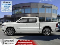 2021 Ram 1500 Sport -  Android Auto -  Apple Carplay 4x4 Crew Cab 153.5 in. WB