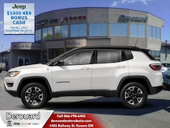 2021 Jeep Compass Trailhawk Elite - Navigation 4x4