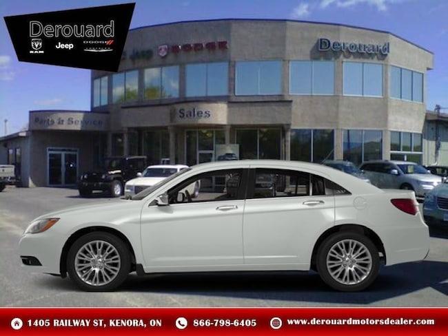 2014 Chrysler 200 LX -  Power Windows - Low Mileage