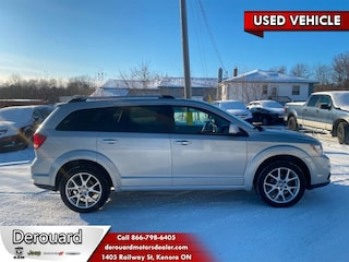 2011 Dodge Journey Journey R/T - Leather Seats SUV