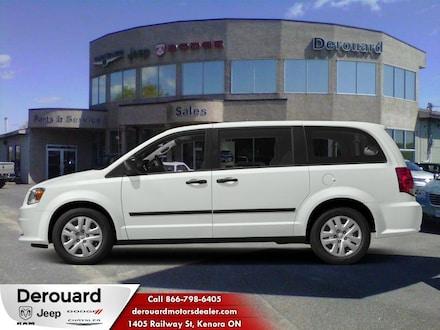 2018 Dodge Grand Caravan CVP/SXT Van