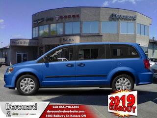 2019 Dodge Grand Caravan 35th Anniversary Van in Kenora, ON, at Derouard RAM Jeep Dodge Chrysler