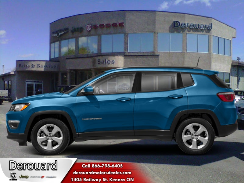 2018 Jeep Compass North - Sunroof - Advanced Safety SUV