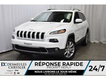 2018 Jeep Cherokee ToitOuvr. Pano. * Bouton Start * Cam. Recul * NAV VUS