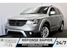 2017 Dodge Journey Crossroad + 7 Places + CUIR + BLUETOOTH AWD VUS