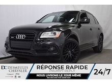 2016 Audi SQ5 3.0T TECHNIK *QUATTRO * V6 SUPERCHARGED VUS