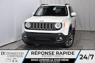 2018 Jeep Renegade North VUS