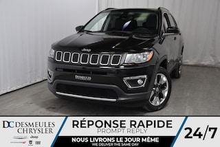 2018 Jeep Compass Limited VUS