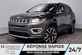 2020 Jeep Compass Limited VUS