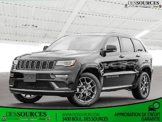 2020 Jeep Grand Cherokee LIMITED 4X4 VUS