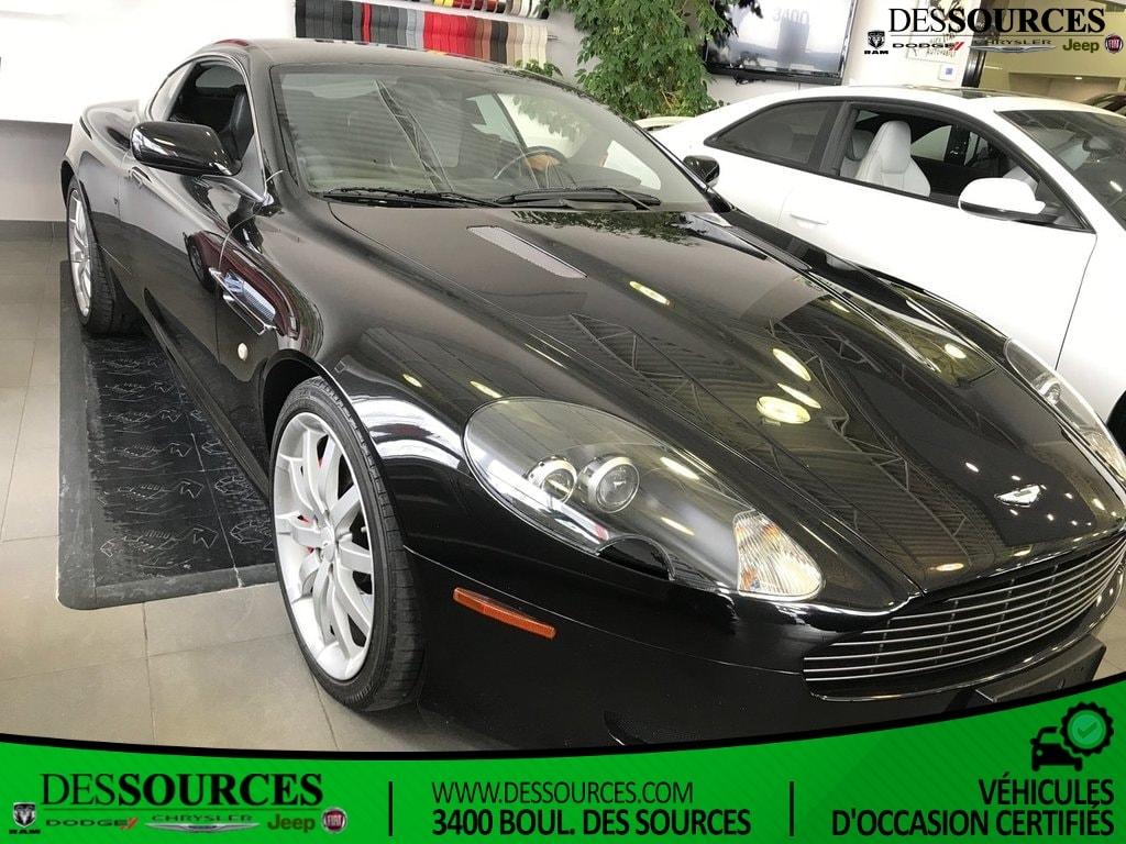 2005 Aston DB9 2dr Cpe Auto Coupé