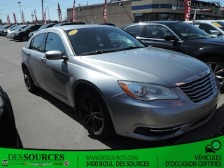 2014 Chrysler 200 Touring | Bas Km | Mags | Berline