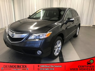 2014 Acura RDX Base w/Technology Package VUS