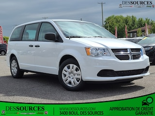 2020 Dodge Grand Caravan SE 2WD Van