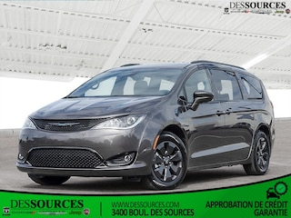 2020 Chrysler Pacifica Hybrid TOURING 2WD Van