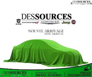 2012 Dodge Journey SXT | Écran UConnect 8.4