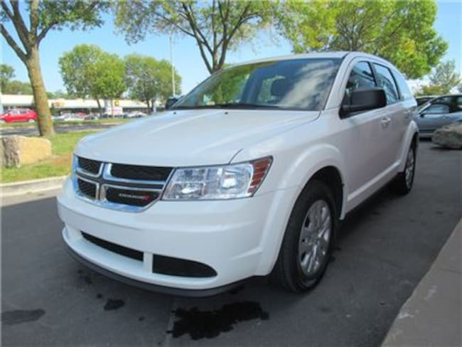 2016 Dodge Journey CVP 5 Rider VUS