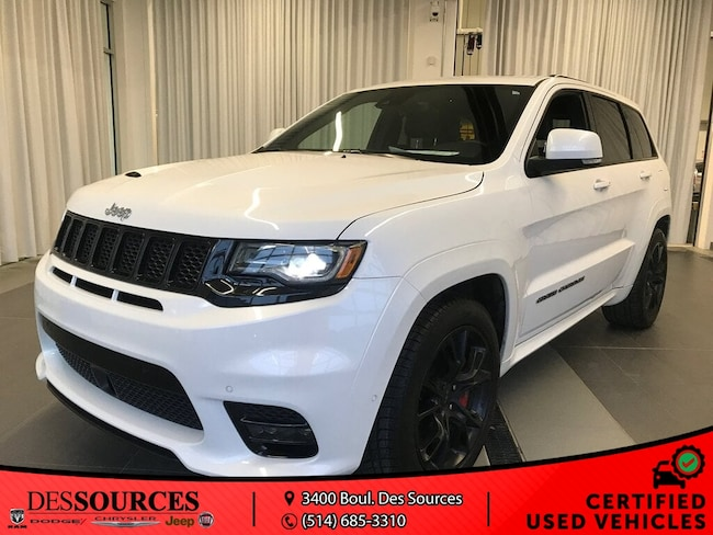 2017 Jeep Grand Cherokee SRT SRT VUS