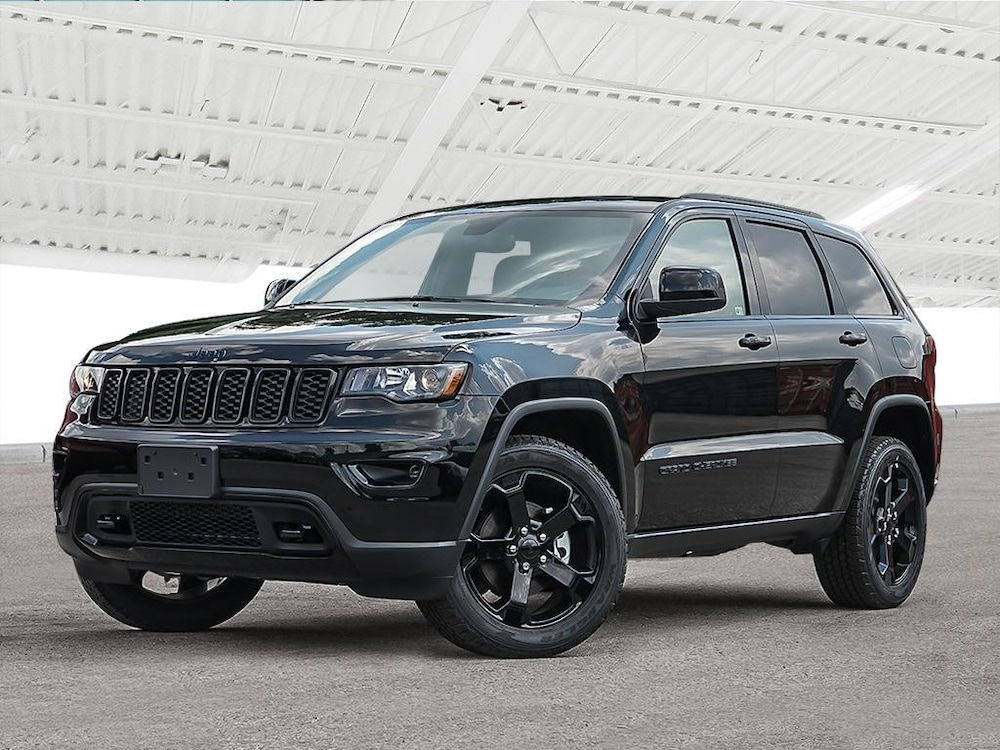 2020 Jeep Grand Cherokee LAREDO E 4X4 VUS