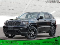 2020 Jeep Grand Cherokee ALTITUDE 4X4 VUS