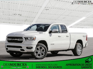 2020 Ram 1500 BIG HORN 4X4 QUAD CAB 6'4 BOX Camion Quad Cab