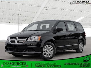 2019 Dodge Grand Caravan CANADA VALUE PACKAGE 2WD Van