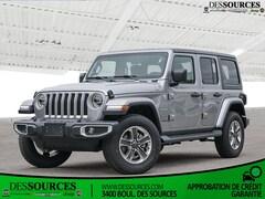 2021 Jeep Wrangler SAHARA UNLIMITED 4X4 4x4