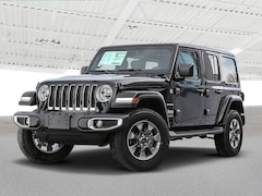 2019 Jeep Wrangler Unlimited SAHARA 4X4 VUS