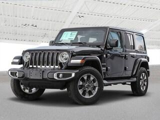 2019 Jeep Wrangler Unlimited SAHARA 4X4 VUS