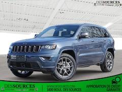 2021 Jeep Grand Cherokee LIMITED 4X4 4x4