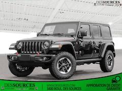 2021 Jeep Wrangler RUBICON UNLIMITED 4X4 VUS