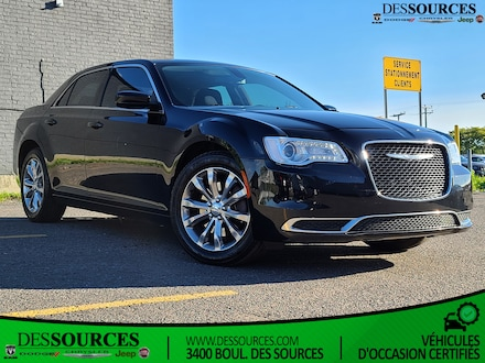2017 Chrysler 300 Touring *AWD*  Berline