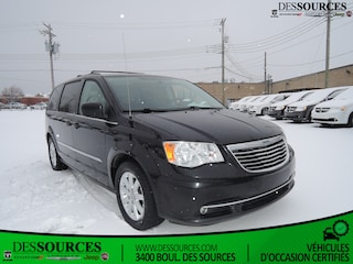2013 Chrysler Town & Country TOURING | TOIT OUVRANT | DVD|NAVIGATION Van