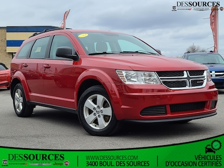 2015 Dodge Journey SE | 7 PASSAGERS | 4 CYLINDRES | MAGS|  SUV
