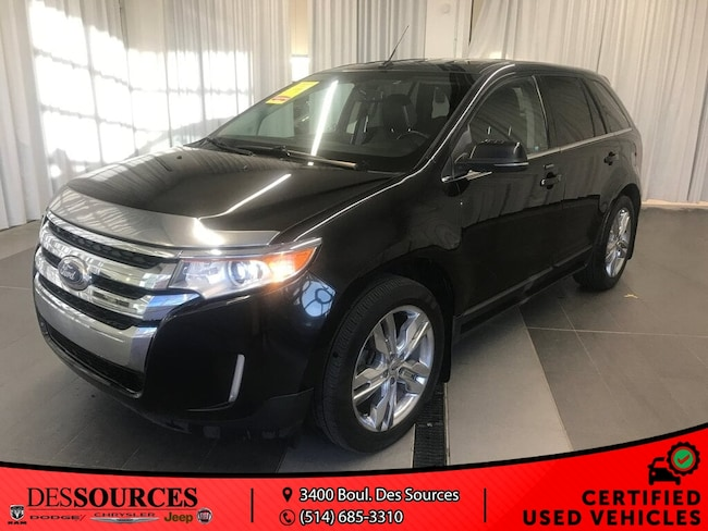 2013 Ford Edge Limited Limited VUS