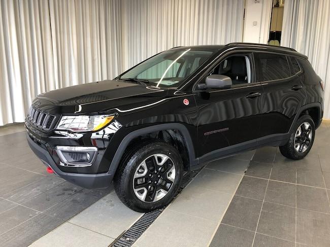 2018 Jeep Compass Trailhawk VUS