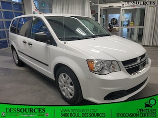 2014 Dodge Grand Caravan SE Canada Value Package Van Passenger Van