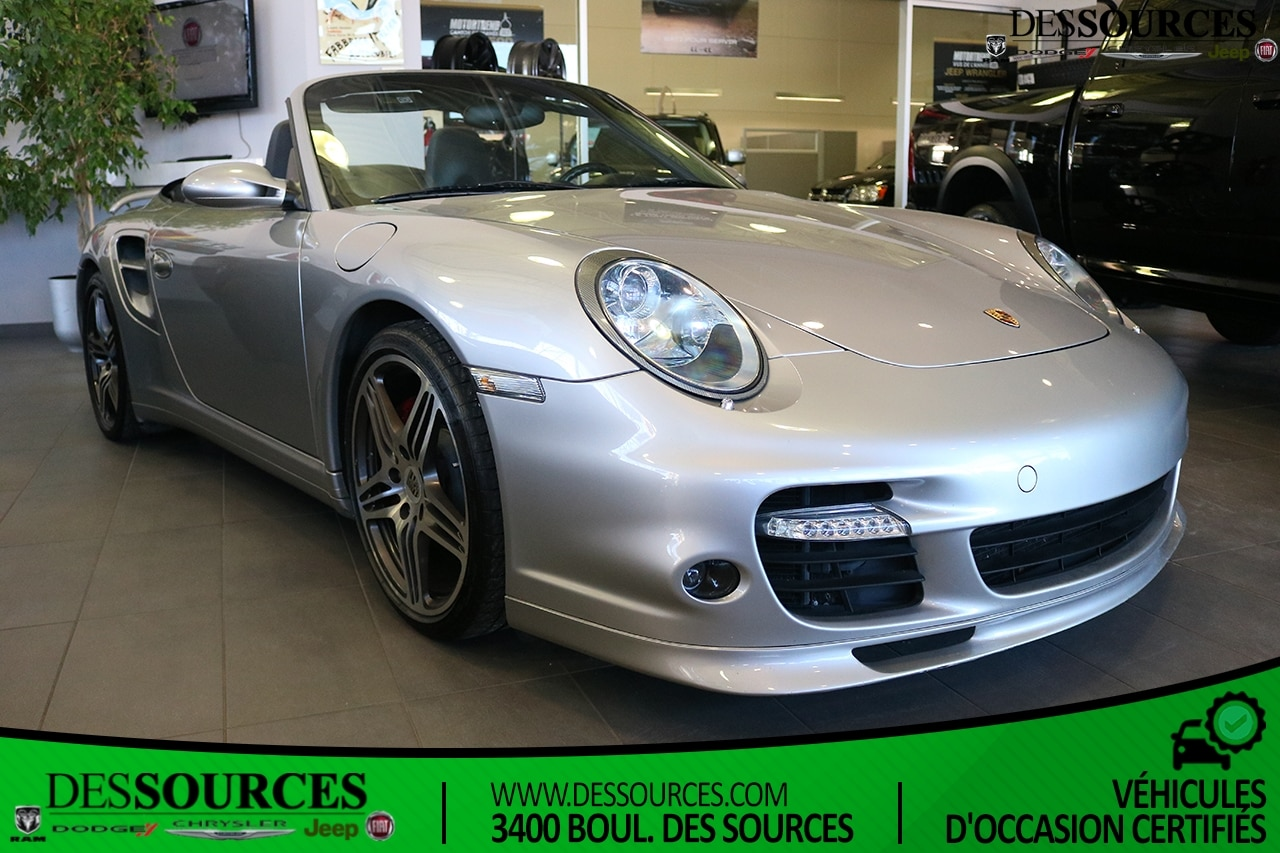 2008 Porsche 911 Turbo Turbo Convertible
