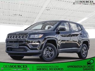 2021 Jeep Compass SPORT FWD FWD Sport Utility
