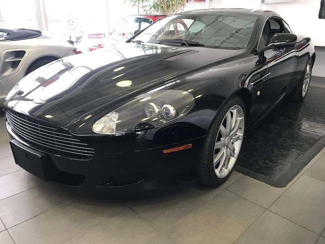 2005 Aston DB9 2dr Cpe Auto Coupé