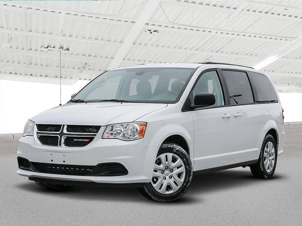2019 Dodge Grand Caravan SXT PREMIUM PLUS 2WD Van
