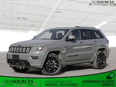 2021 Jeep Grand Cherokee ALTITUDE 4X4 4x4