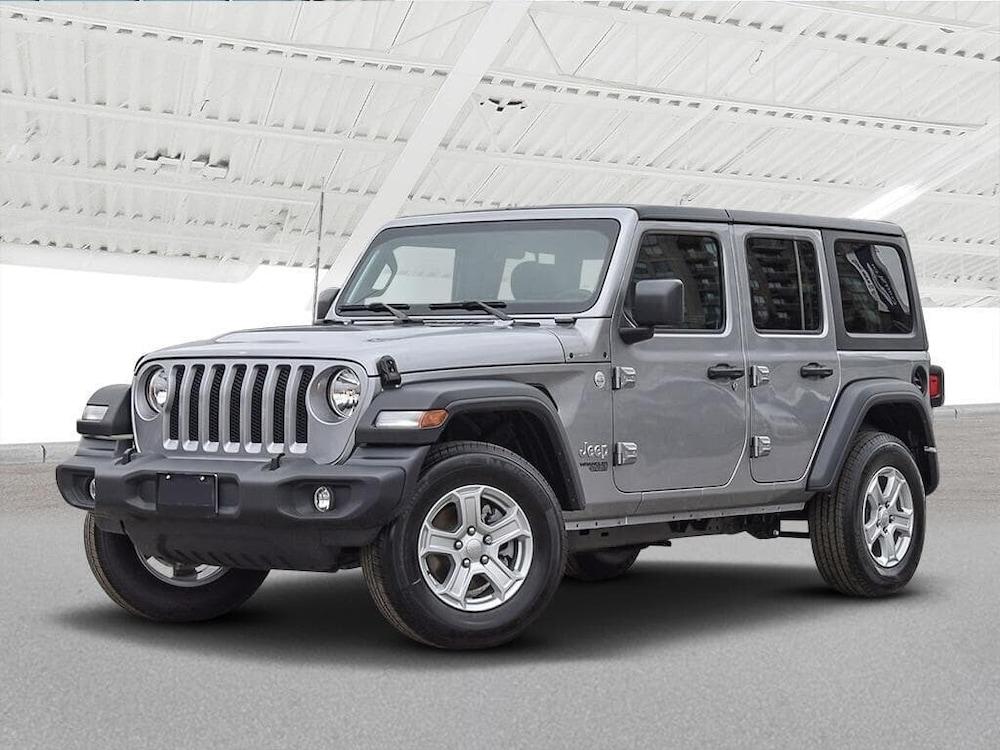 2019 Jeep Wrangler Unlimited SPORT 4X4 VUS