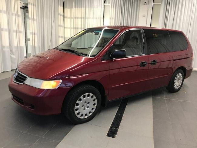 2003 Honda Odyssey LX Van