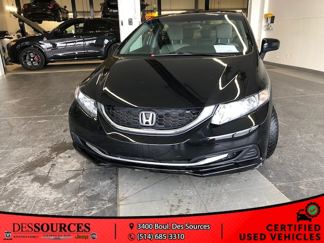 2015 Honda Civic LX LX Berline