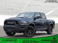 2020 Ram 1500 Classic WARLOCK 4X4 CREW CAB 5'7 BOX Camion cabine Crew