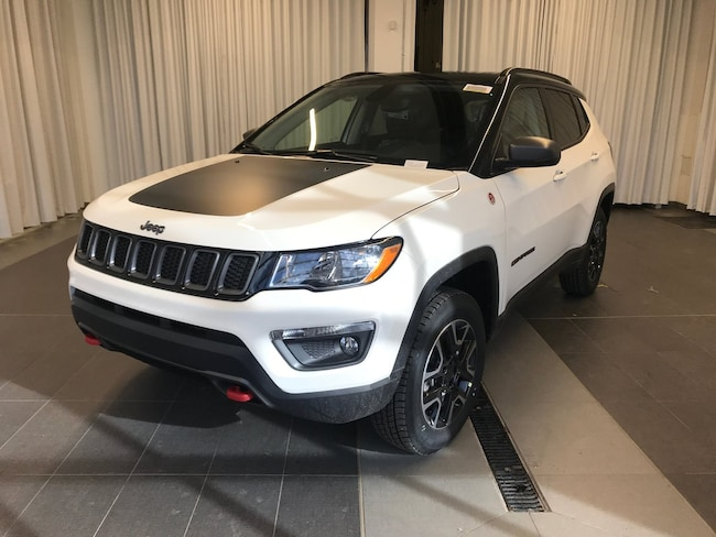 2019 Jeep Compass Trailhawk VUS