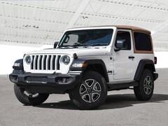 2020 Jeep Wrangler SPORT S 4X4 VUS