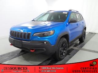 2019 Jeep Cherokee Trailhawk 4x4 VUS