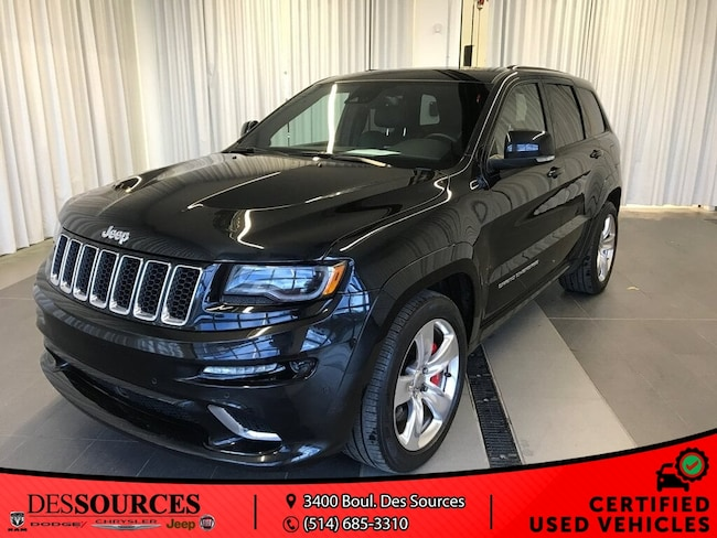 2016 Jeep Grand Cherokee SRT-8 SRT VUS
